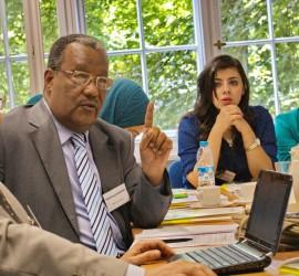 Dr. Mahmoud Galander, Qatar University Bildquelle: Amin Louden