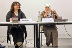 Dr. Hanan Badr & Dr. Heba Raouf